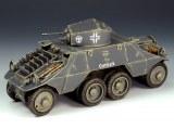 FOB043 Polizei ADGZ Armoured Car RETIRE - SANS BOITE ORIGINALE