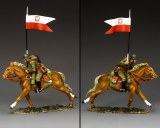 FOB159 Polish Flagbearer