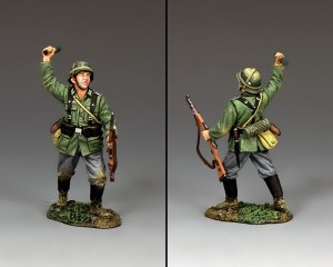 FoB164 German Soldaten w/Grenade