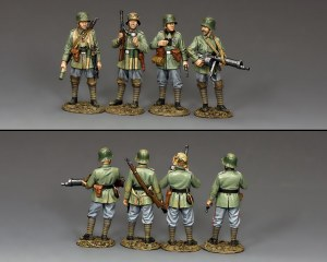 FW232 The Sturmtruppen Set (4 figure set)
