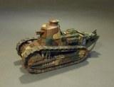 "GWF-08P Renault Ft, ""Berliet"" Turret, PuteauxSA 18, 37mm GUN, 3rd Company, 2nd Platoon"