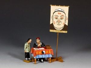 HK272-M The Fortune Teller Set ( Matt) PRE ORDER