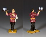 HK274M The Wine Waiter - Mat -