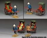 "HK294M ""The Running Rickshaw"" 2nd Version (Matt)"