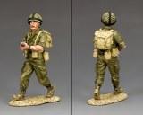 IDF004 Officer w/ UZI