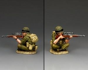 IDF012 Sitting Sniper