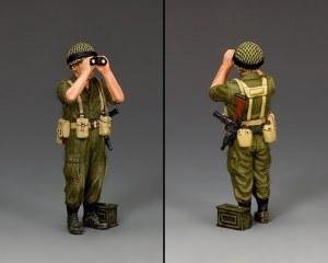 IDF027 Standing Israeli Officer w/Binos PRE ORDER