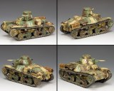 "JN041 ""Type 95 'Ha-Go Light Tank"" (2nd Version)"