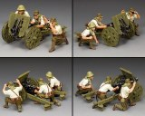 JN045 The Japanese Light Howitzer & CrewPRE ORDER
