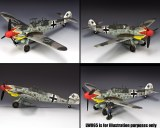 LW063 Hermann Graf's Bf.109 'Gustav'