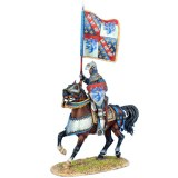 MED043 French Standard Bearer - Louis de Vendome