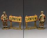 MG078 Destination: Arnhem!