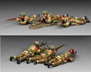 """MG080 """"The Bren Gun Section"""" (set of 3)"""