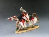 MK049 Charging Crusader w/ Lance RETIRE