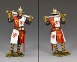 MK167 'Knight Standing Ready'