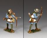 "MK172 Crusader Archer"" (standing ready)"
