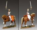 MK173 Richard the Lionheart (mounted)