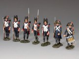 """NAS05""""The 'Old Guard' Marching set"""" (7-figure set)"""