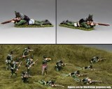 NA379 Lying Prone Rifleman