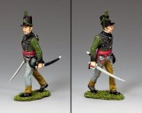 NA386 95th Rifles Officer w/ Sabre