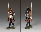 "NA391 ""Bicorne Guard Advancing"" (Shoulder Arms) PRE ORDER"
