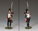 NA403 Old Guard' Shoulder Arms (w/musket on the left arm