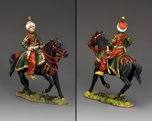 NA440 Napoleon's Mameluk Bodyguard Roustan