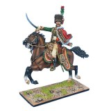 NAP0531 French Imperial Guard Chasseur a' Cheval Officer