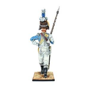 NAP0613 Old Guard Dutch Grenadier Band Drum Major PRE ORDER
