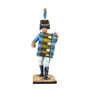 NAP0616 Old Guard Dutch Grenadier Band Bass Drummer PRE ORDER