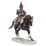 FL NAP0639 French Cuirassier #2 - 8th Cuirassiers