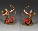 ROM022 Roman Archer (Kneeling to Fire)