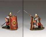 ROM024 'Roman Soldier Kneeling w/Pilum' PRE ORDER