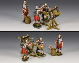 ROM033 The Ballista Crew & Set PRE ORDER