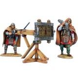 FL ROM234 Winter Roman Scorpio with 2 Crew Figures