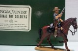 RR02 (G) Trooper with Rifle on Brown Horse (RETIRED)