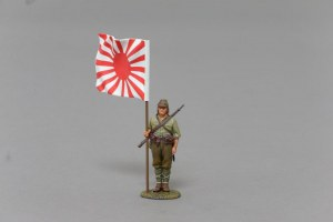 RS054 - Japanese Flag Bearer