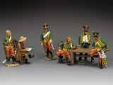 SGS-NA009 Hussars Relaxing