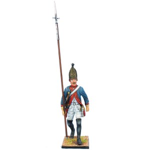 SYW050 Prussian Grenadier NCO Advancing