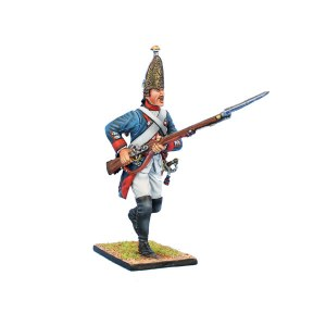 SYW053 Prussian Grenadier Advancing #2 PRE ORDER