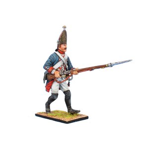 SYW054 Prussian Grenadier Advancing #3 PRE ORDER