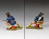 TRW110 Crouching Apache Warrior