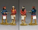 TRW141 Apache Prisoner... & Apache Guard