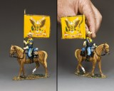 TRW146 5th Cavalry Regimental Flagbearer
