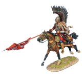 TYW007 Polish Winged Hussar Charging with Lance PRE ORDER