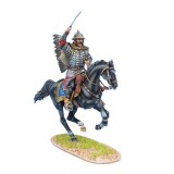 TYW009 Polish Winged Hussar Attacking with Sword