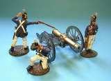 US Foot artillery