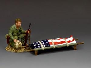 USMC033 Fallen Comrade