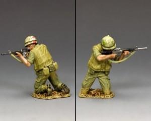 VN011 Viet Nam Kneeling Firing