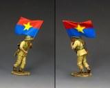 VN029 NVA Flagbearer